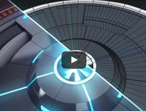 Cinema 4D Tutorial Futuristic Neon Intro Tutorial – Part 1